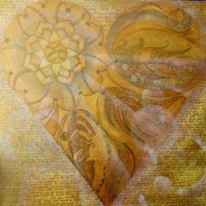 Heart Of Gold by Andrea Wolfe