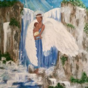 Leap of Faith by Andrea Wolfe