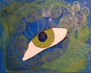 Twinkle of an Eye by Andrea Wolfe