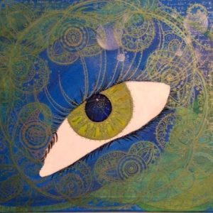 Twinkle of an Eye by Andrea Wolfe